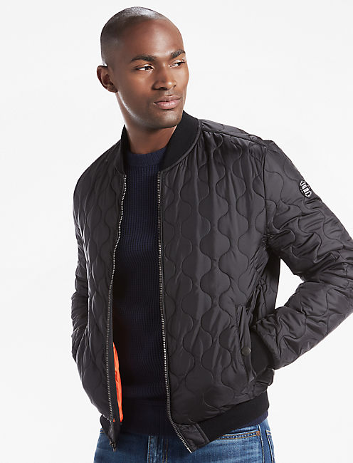 Anderson Bomber Jacket,