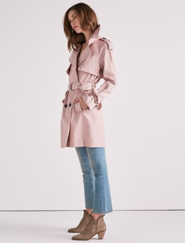 Lucky Lightweight Trench Jacket