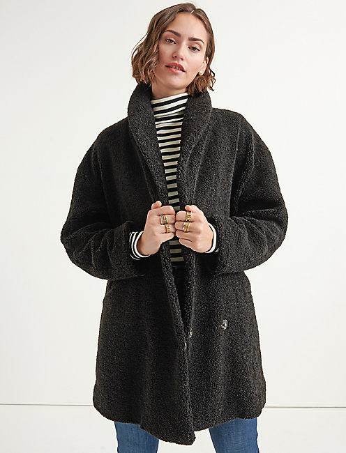 TEDDY COAT,