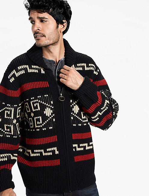 Westerley Sweater, #001 BLACK