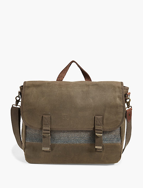 PENDLETON CAMP STRIPE MESSENGER,