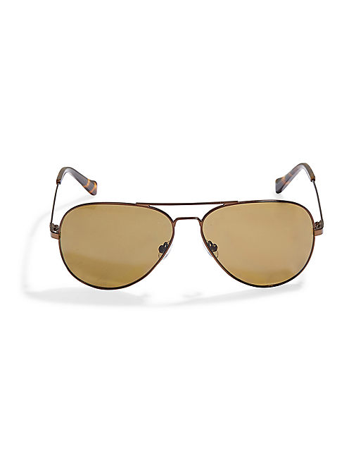 BROWN AVIATOR,