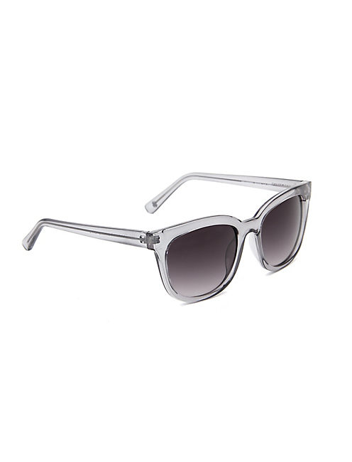 NEWBERRY SUNGLASSES, LIGHT GREY