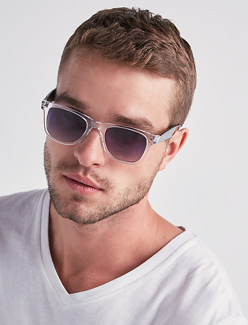 CAMPBELL SUNGLASSES, WHITE