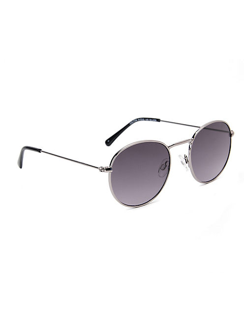 COLTON WIRE SUNGLASSES, SILVER