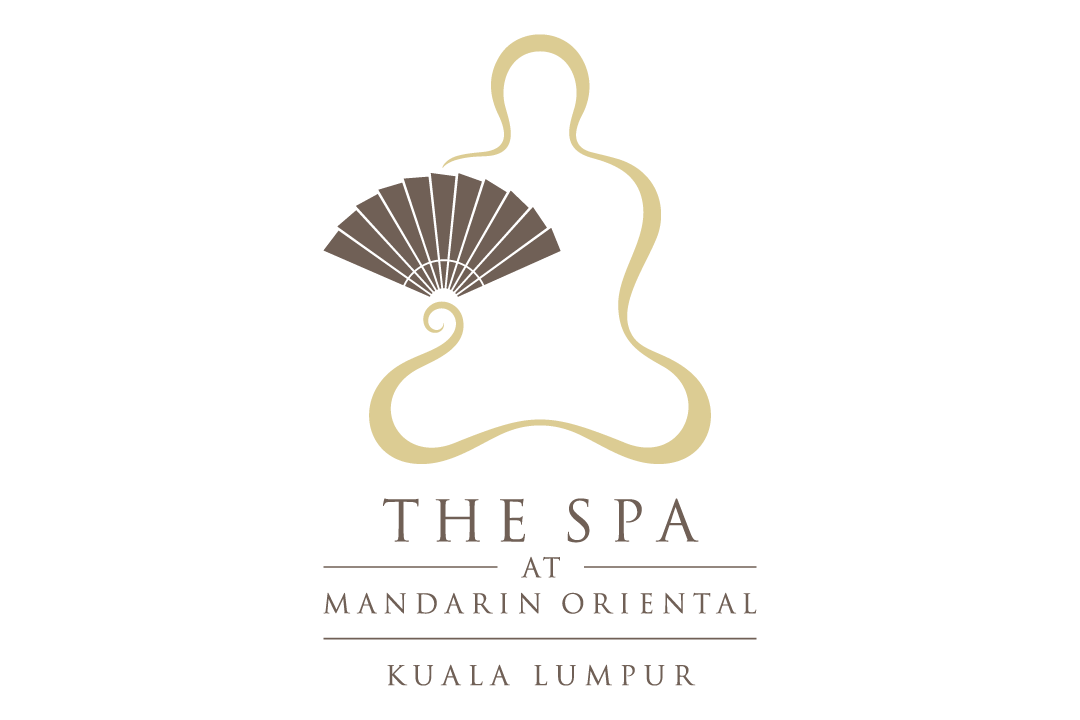 spa logo at mandarin oriental, kuala lumpur