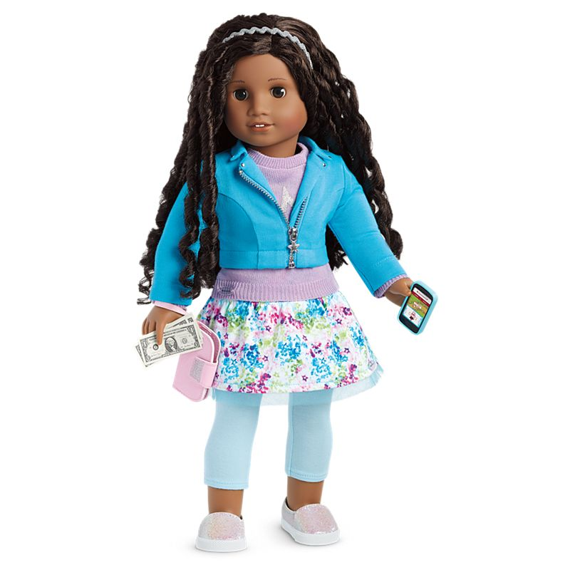 American Girl Truly Me™ Doll #67  + Truly Me Accessories