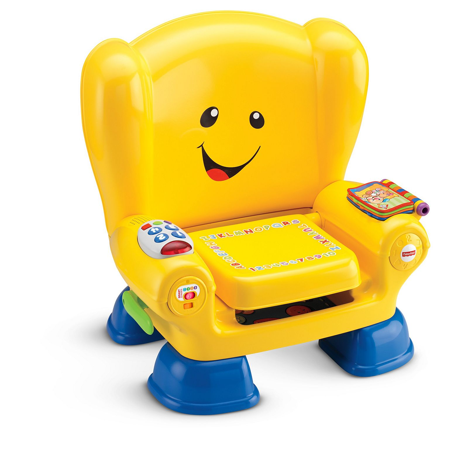 Fisher-Price Laugh /& Learn Smart Stages Chair