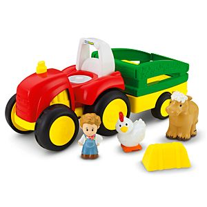 Little People®Tow 'n Pull Tractor™