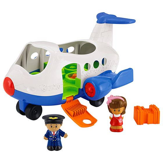 Best Little People Toys : Little people lil movers™ airplane shop