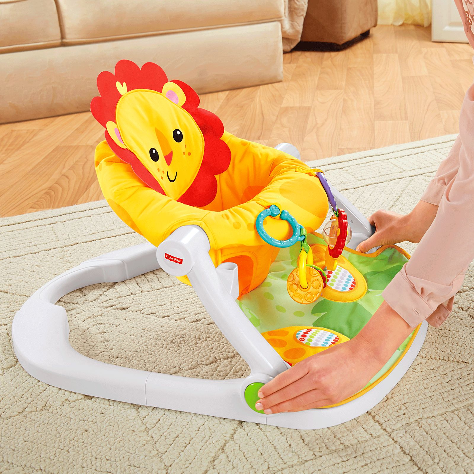 Sitme Fisherprice Buy One Give One Other Fp Giraffe Sit Me Up Floor Seat
