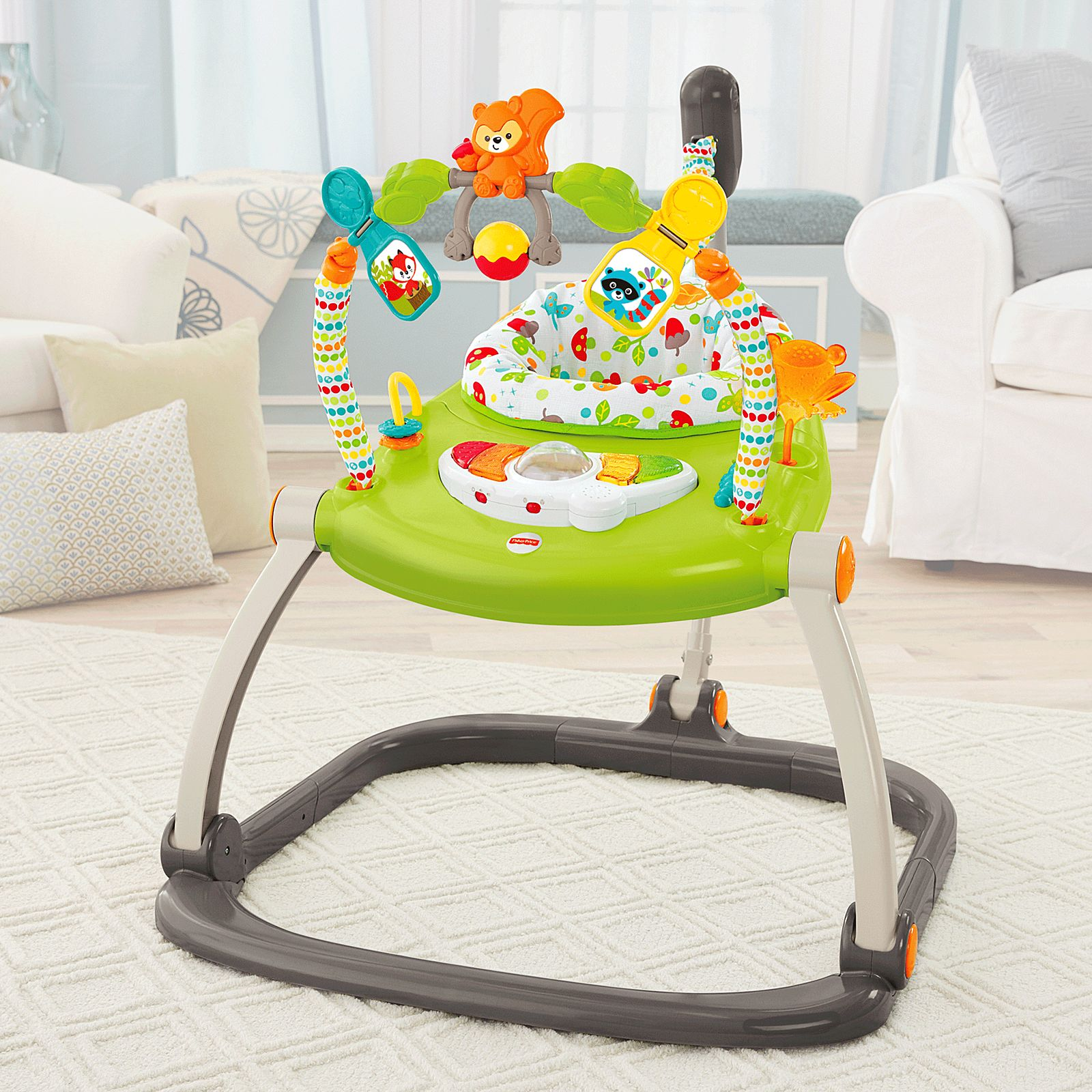 6c96ed5aaf39 Woodland Friends SpaceSaver Jumperoo®