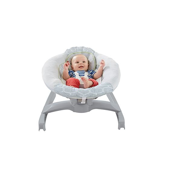 Silla mecedora 4 en 1 smart connect for Chaise 4 en 1 fisher price