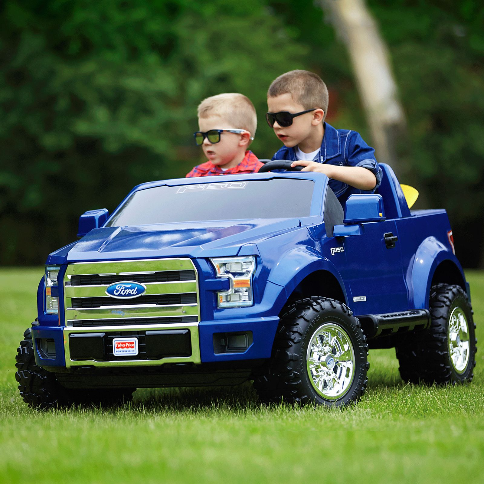 Ford F150 Wheels >> Power Wheels Ford F 150