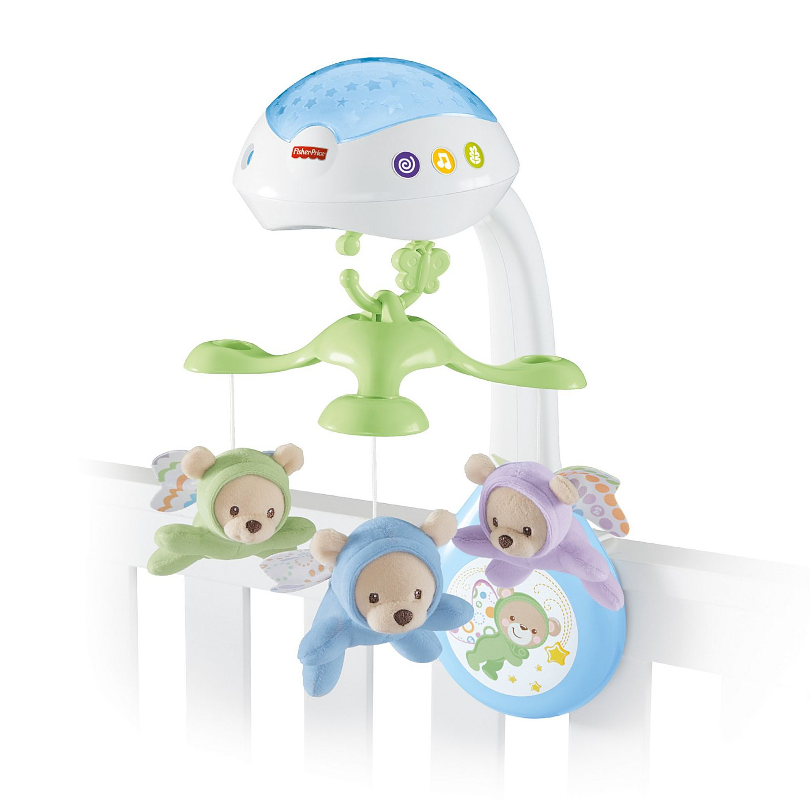 6121c3e84 Butterfly Dreams™ 3-in-1 Projection Mobile