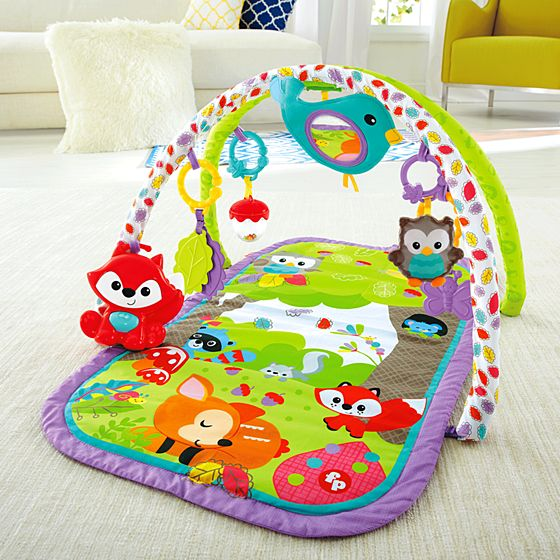 3 In 1 Musical Activity Gym