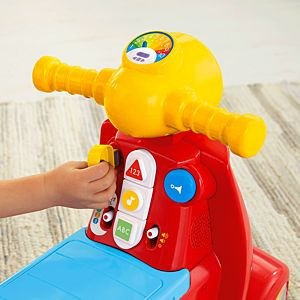 Laugh Learn Smart Stages Scooter