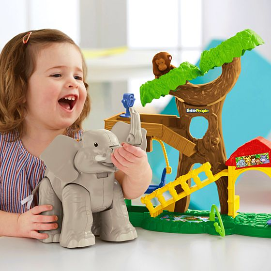 Little People® Big Animal Zoo - Shop Little People Toddler Toys | Fisher-Price