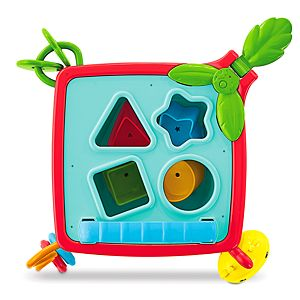 Guest Review // Peppa and George discovery activity cube ...