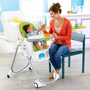 4 In 1 Total Clean High Chair