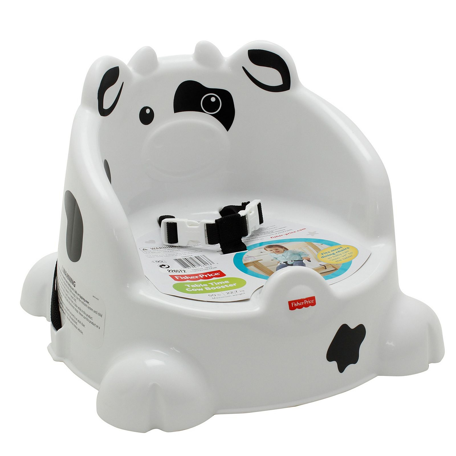 Table Time Cow Booster Fisher Price Healthy Care Deluxe Blue Seat