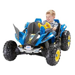 Power WheelsR BatmanTM Dune Racer
