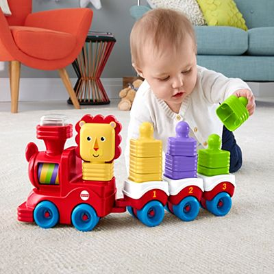 Toys for 6 Month Old Baby - Stacking Toys | Fisher-Price