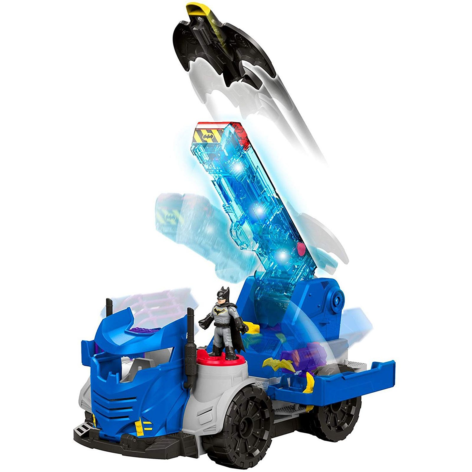 Replacement Projctiles Mattel Fisher-Price Imaginext DC Super Friends 2 in 1 Childrens Batwing