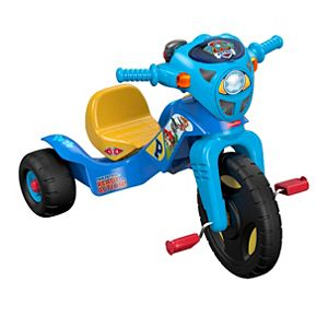 Nickelodeon Paw Patrol Lights Amp Sounds Trike