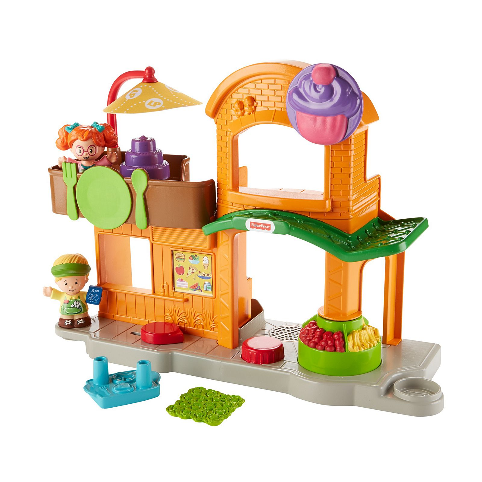 Little People Manners Marketplace Shop Little People Toddler Toys