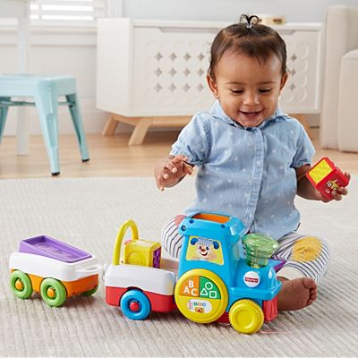 Toys for 9 Month Old Baby - Sorting & Building Toys ...