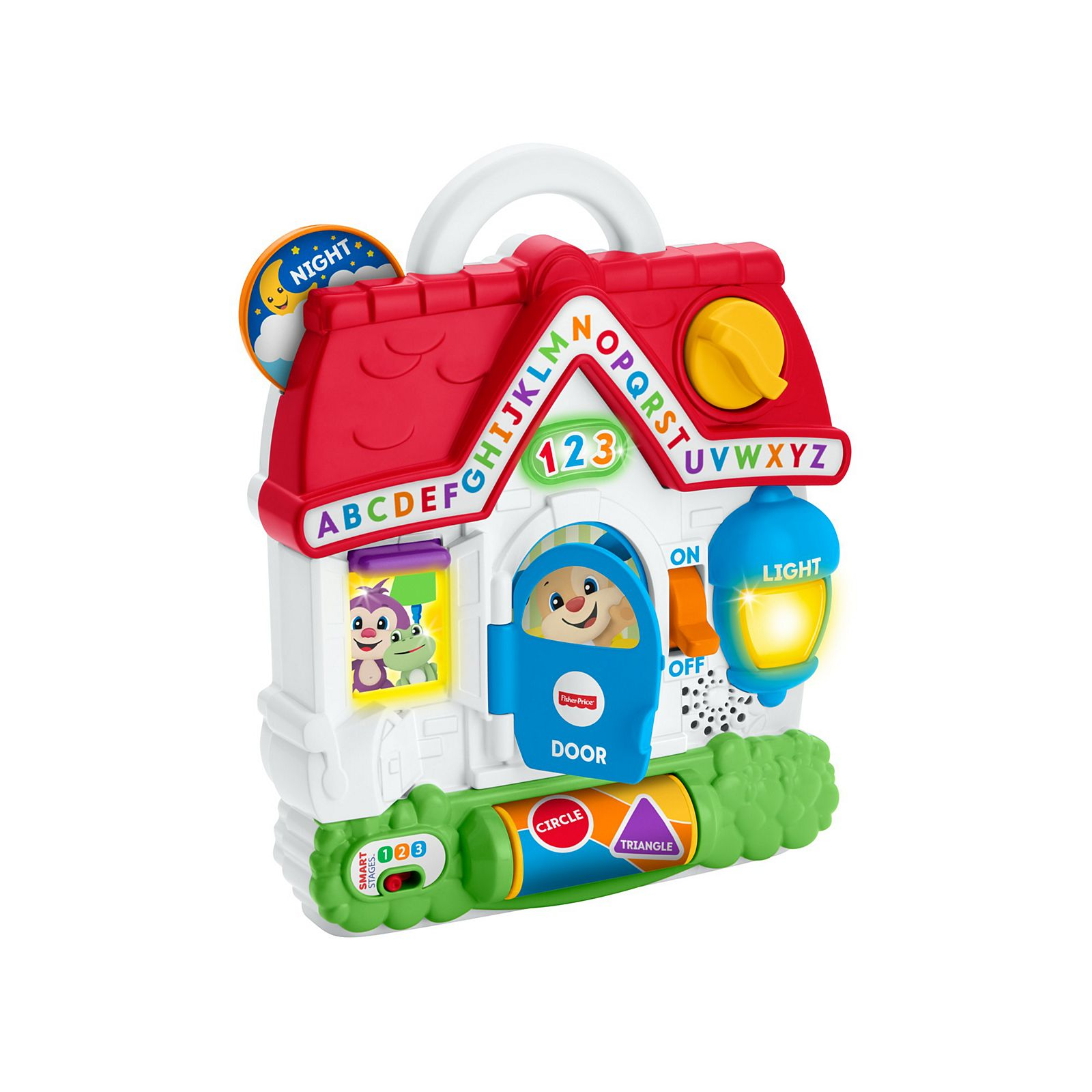 bcc2cae28 Laugh   Learn® Puppy s Busy Activity Home