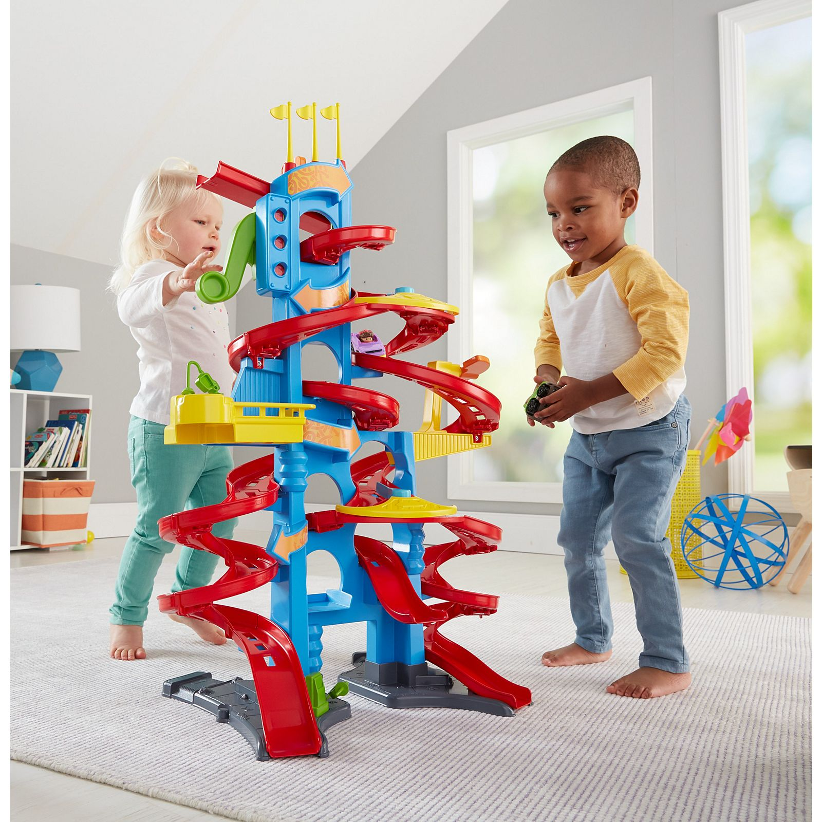 Fisher-Price Little People Take Turns Skyway Replacement Wheelies