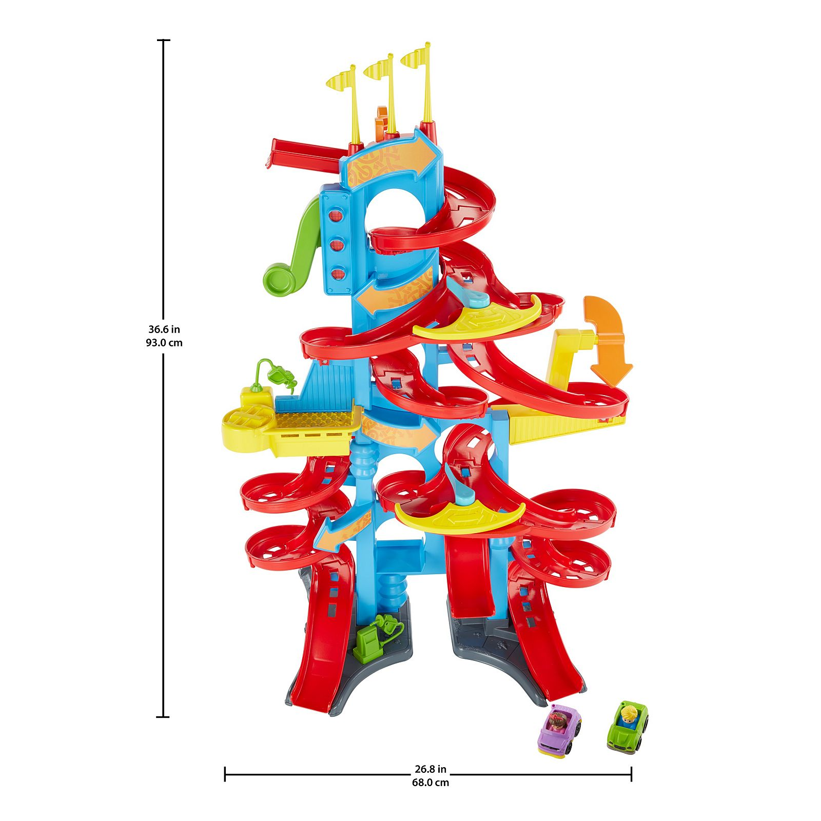 """2.5/"""" Fisher Price Little People CHRISTMAS TREE for HOLIDAY kid baby toy gift"""