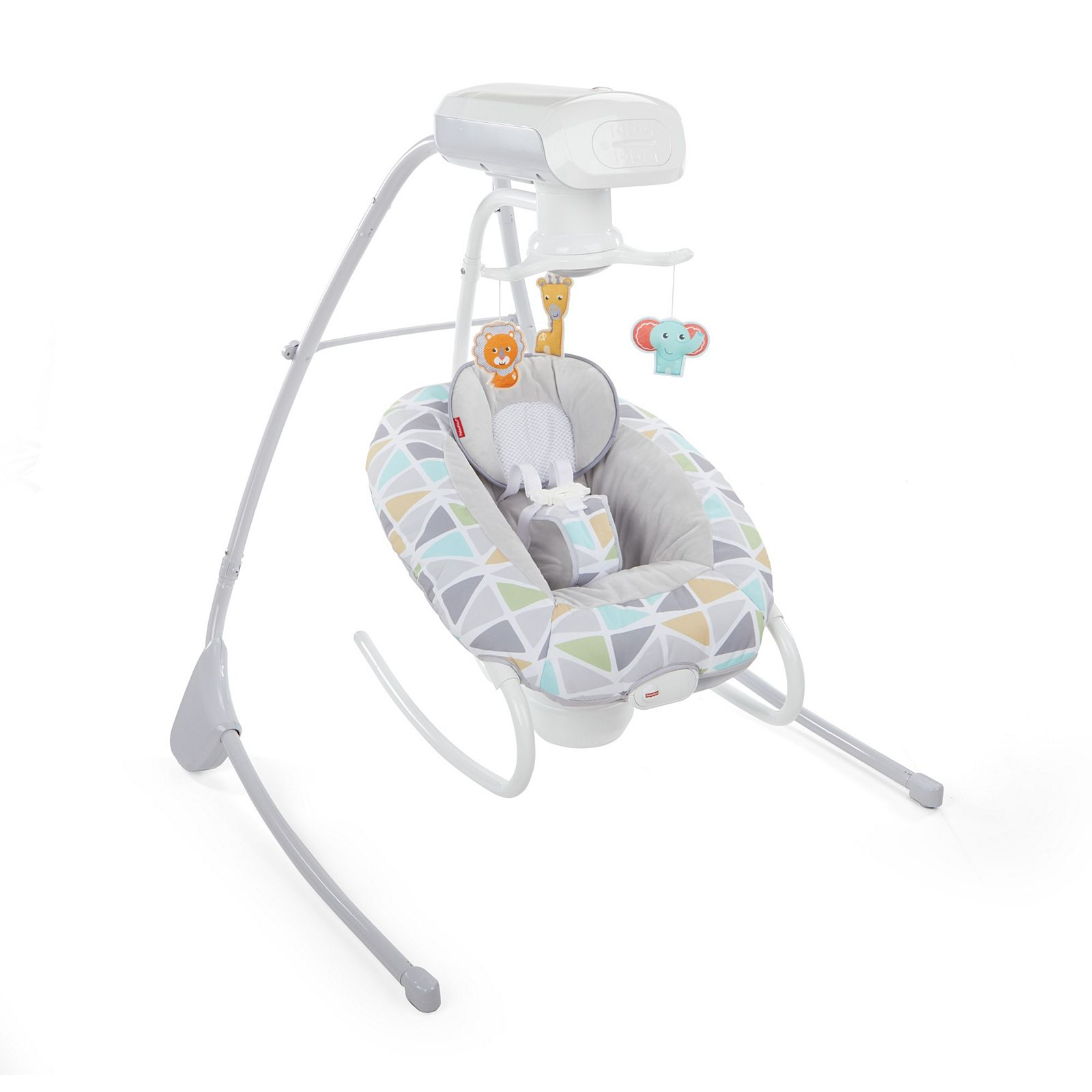 2 In 1 Deluxe Cradle N Swing
