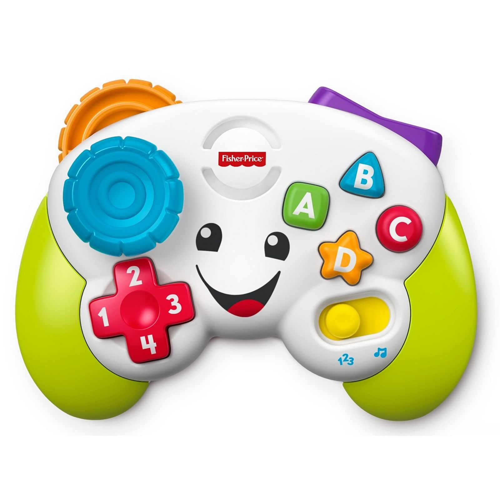 Laugh Learn Game Learn Controller