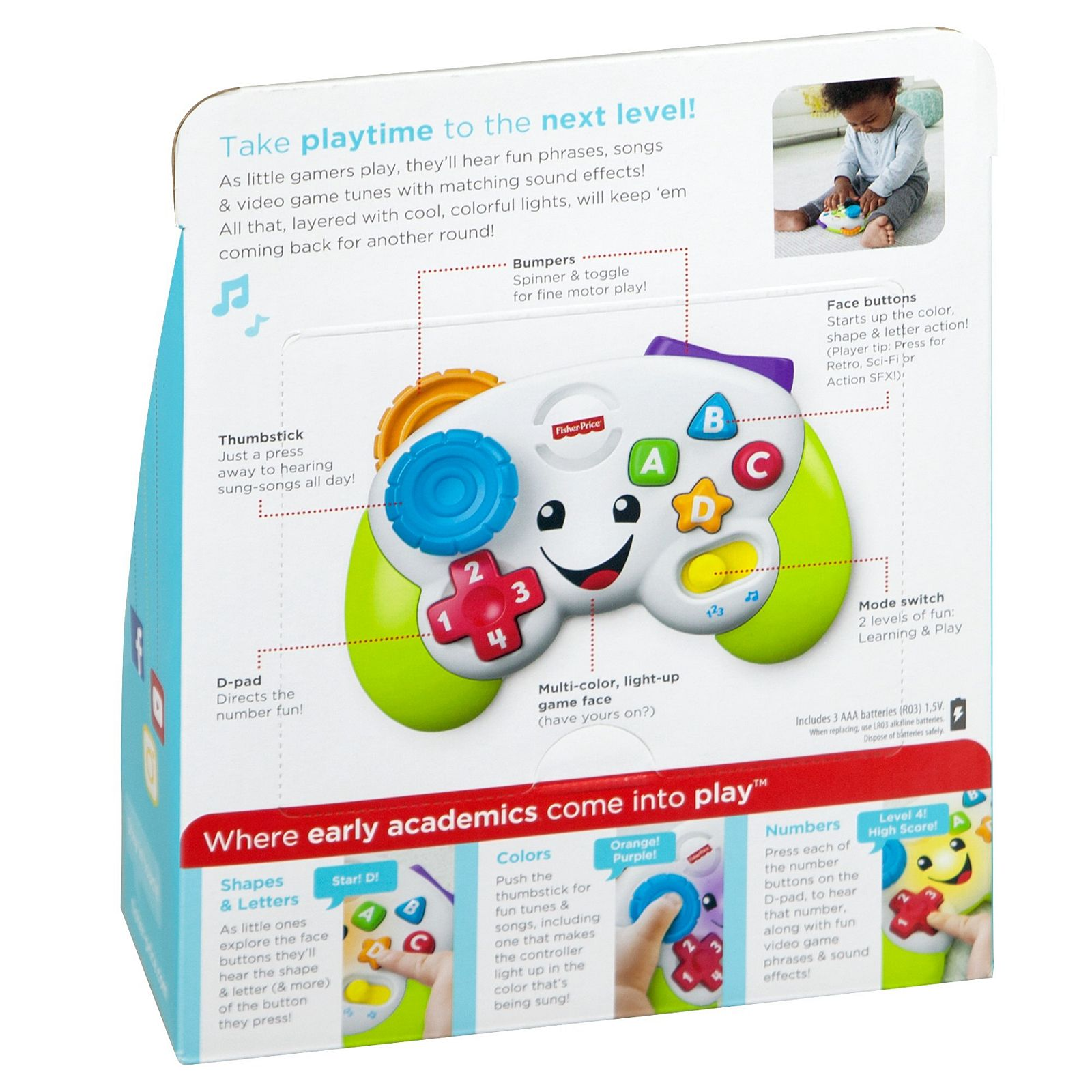 Fisher Price Art Desk With Light Art Gallery
