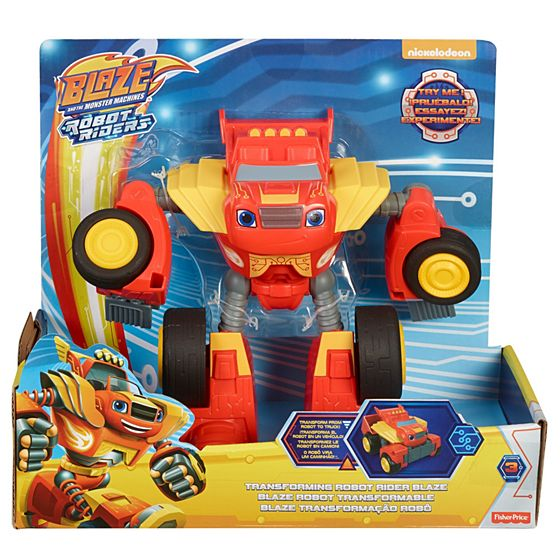 Nickelodeon™ Blaze and the Monster Machines™ Transforming ...