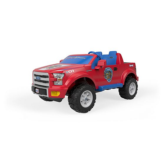Fisher-Price Power Wheels® Ford® F150 PAW Patrol™