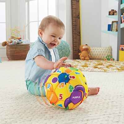 Toys To Encourage Crawling
