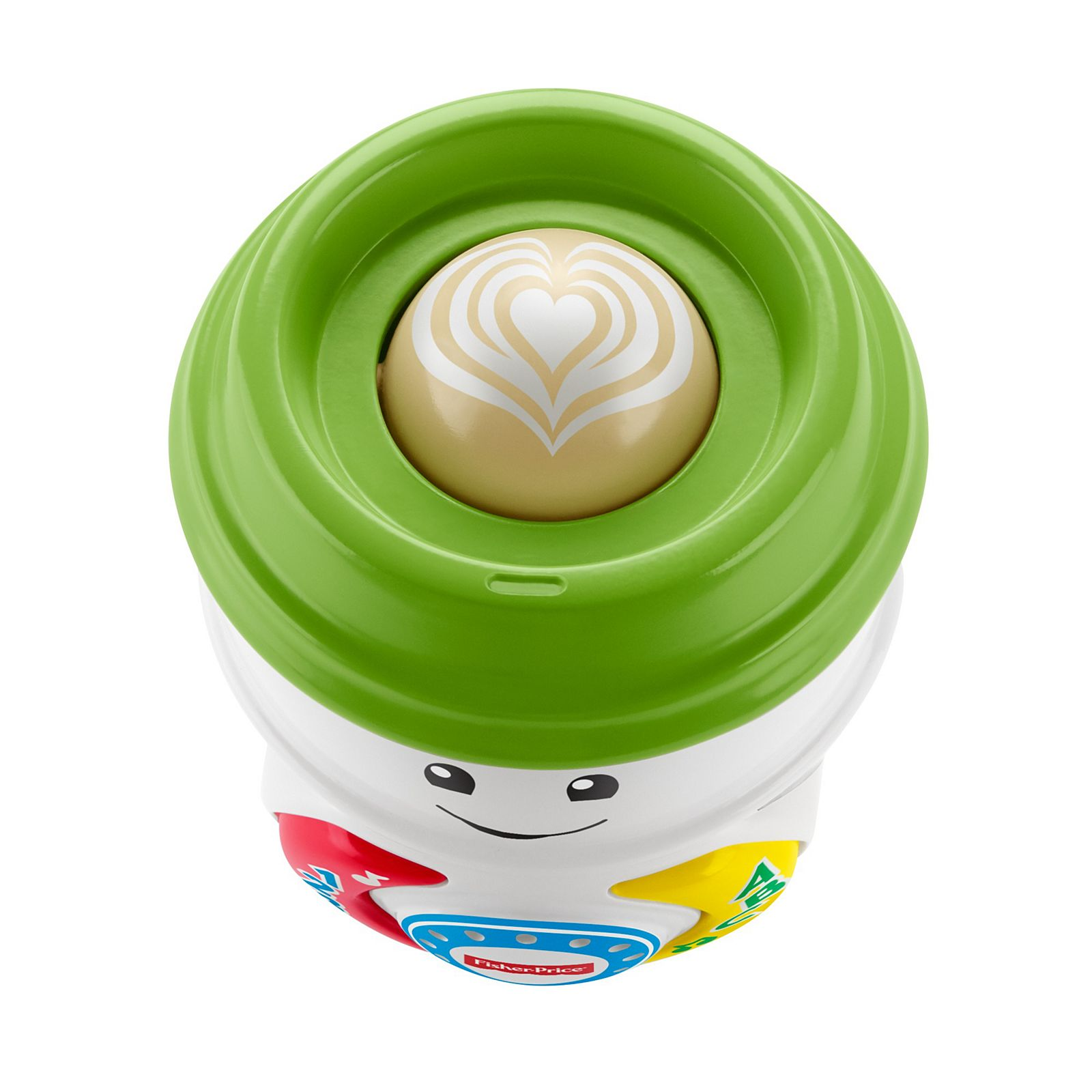 French Edition Fisher-Price Laugh N Learn Coffee Cup