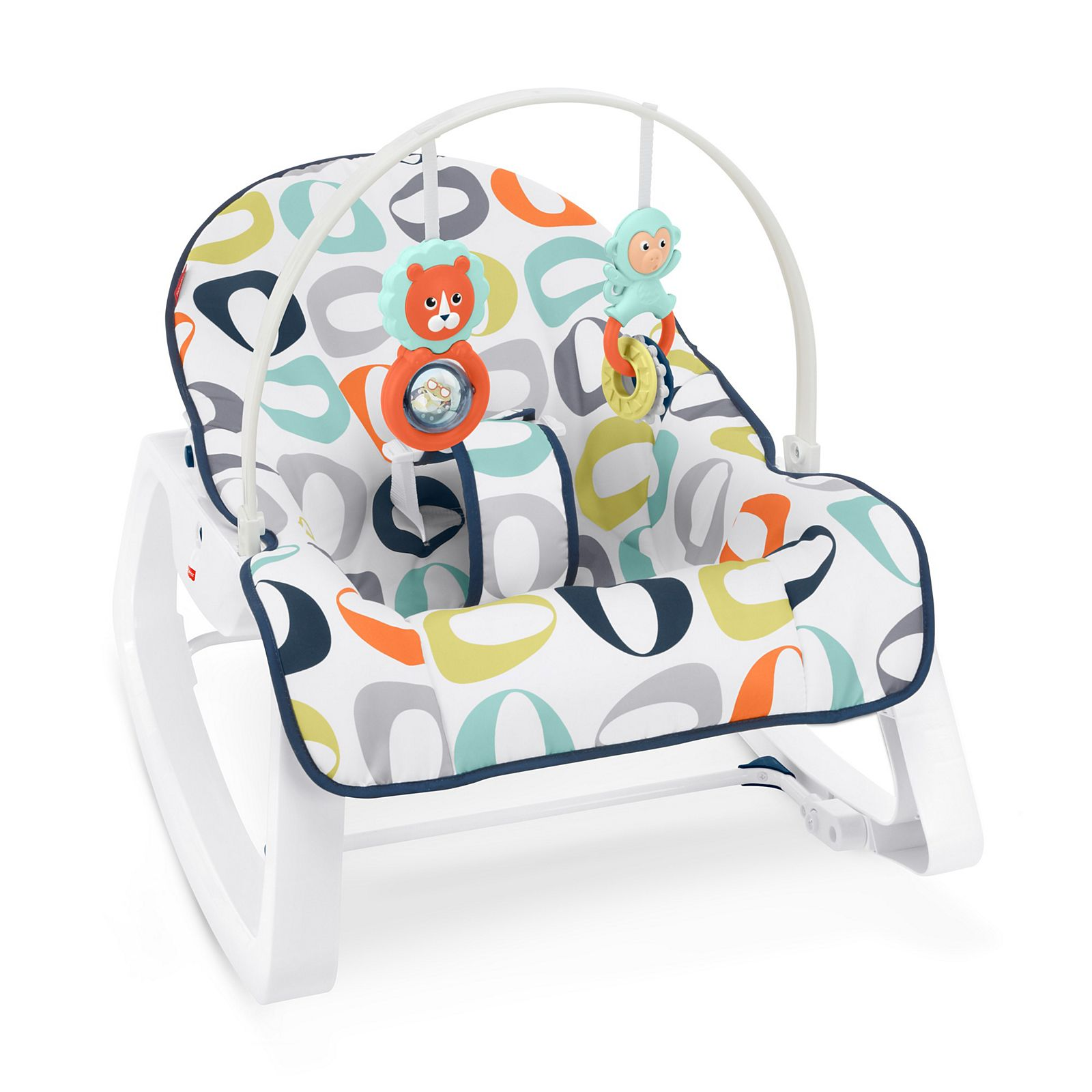 Fisher Price INFANT NEWBORN TO TODDLER ROCKER Sleeper Replacement Seat Pad