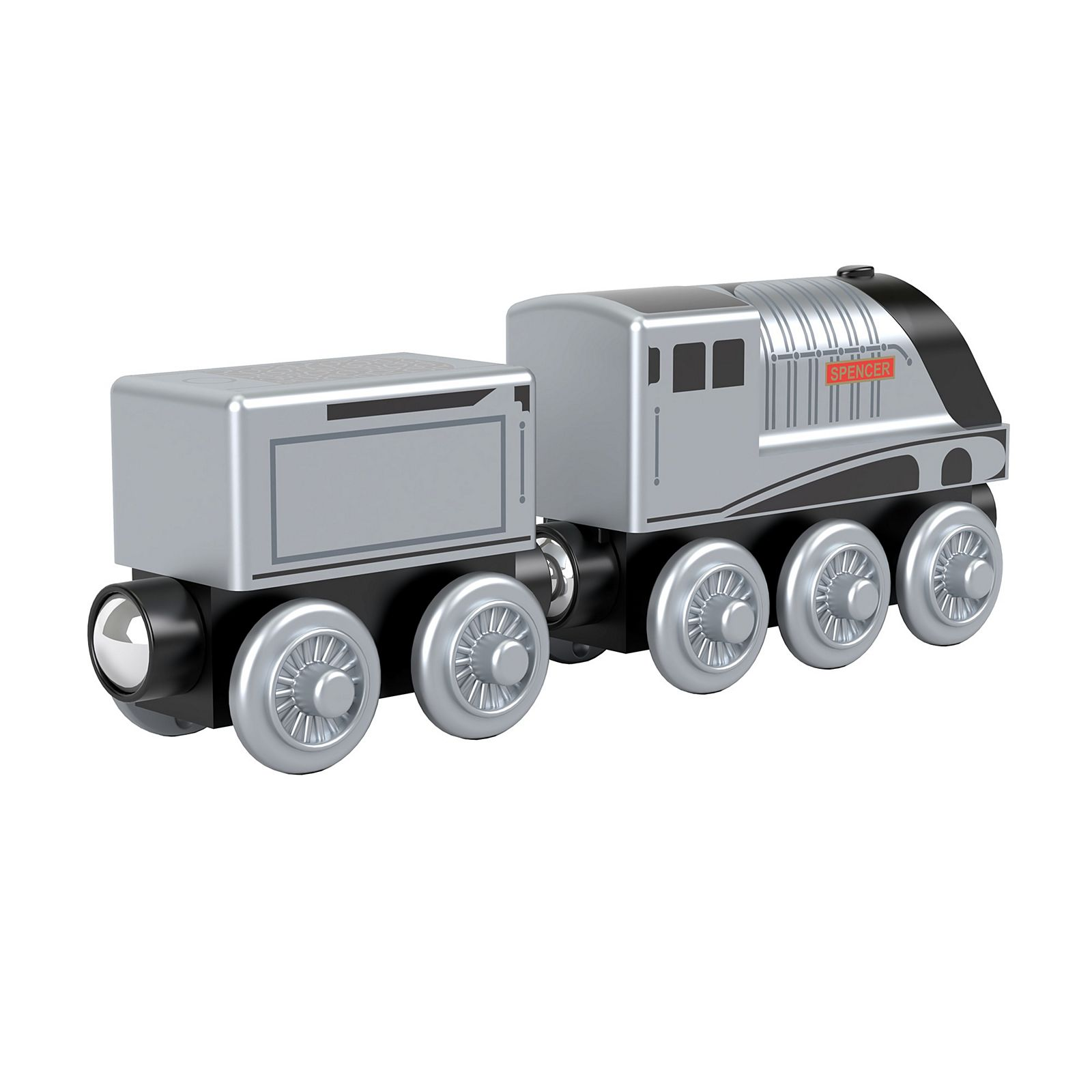 Spencer Thomas /& Friends Wooden Railway Fisher Price GGG68