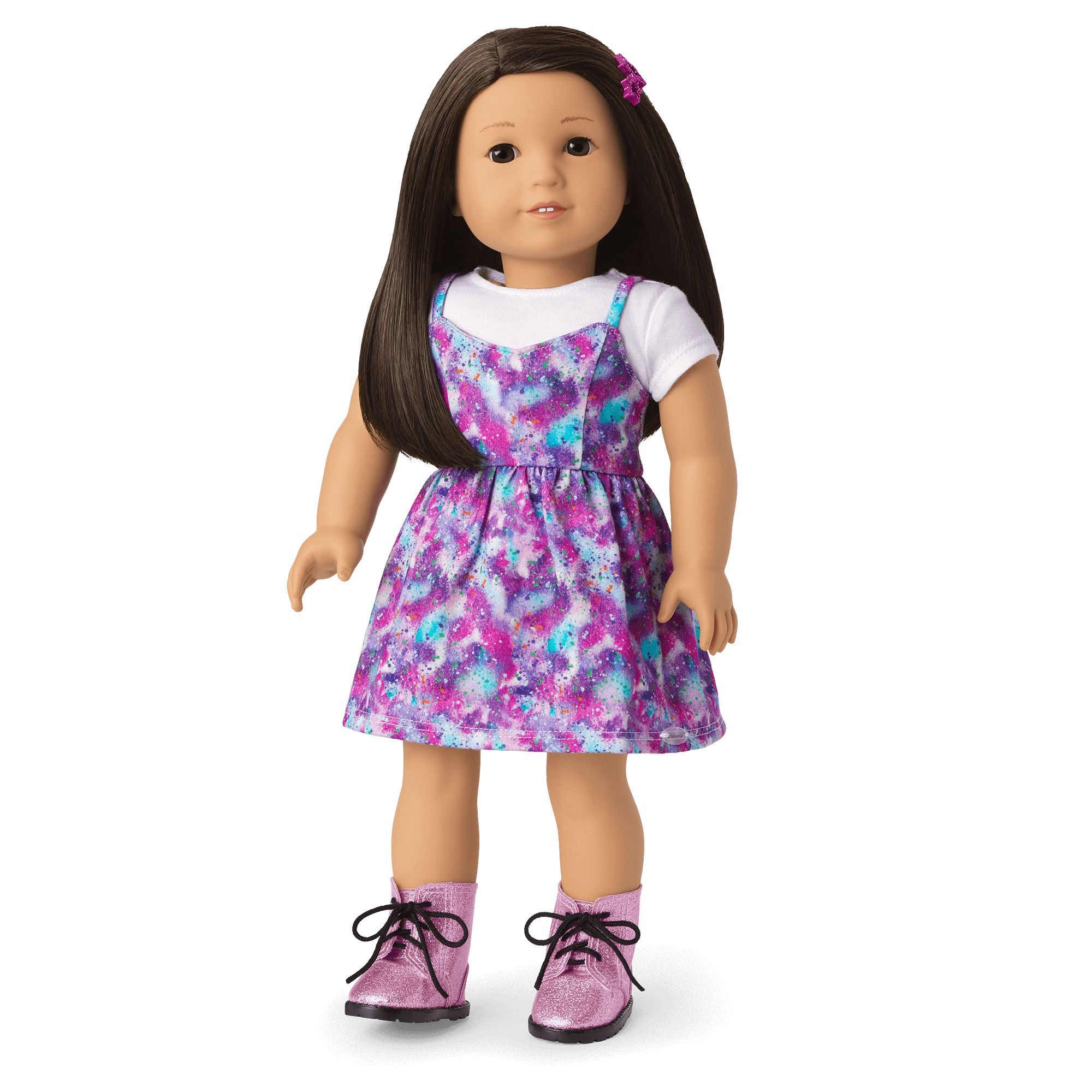 Be Creative Outfit for 5-inch Dolls