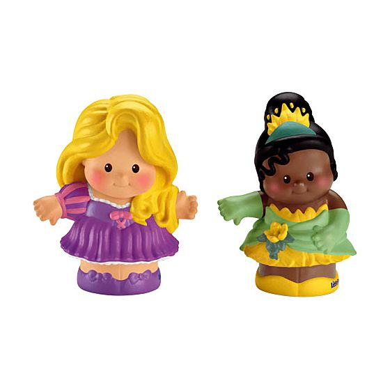 Little People® Disney Rapunzel & Tiana - Shop Little ...