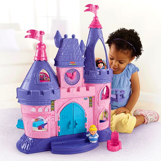 Little People Disney Princess Songs Palace Shop