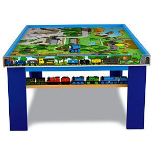 sc 1 st  Fisher-Price & Thomas \u0026 Friends™ Wooden Railway Island of Sodor Play Table