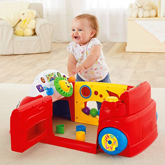 Laugh & Learn® Smart Stages™ Crawl Around™ Car