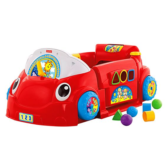 Fisher Price Laugh and Learn Crawl Around Car - Home ...