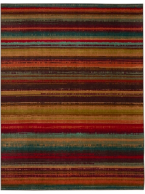 Mohawk Home New Wave Boho Stripe Multi